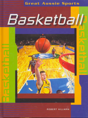 Basketball by Robert Hillman