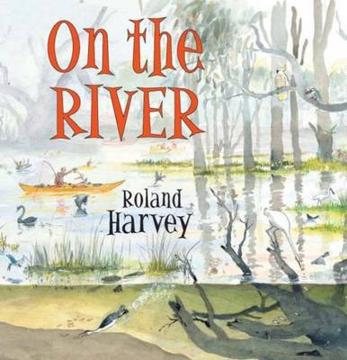 On the River book