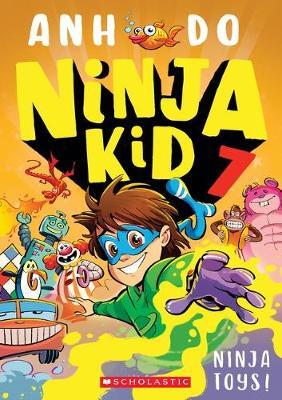 NINJA TOYS! #7 book