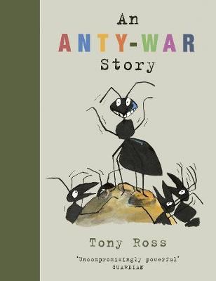 An Anty-War Story book