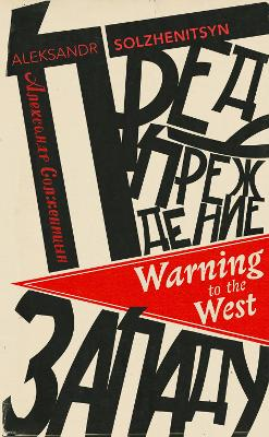 Warning to the West book