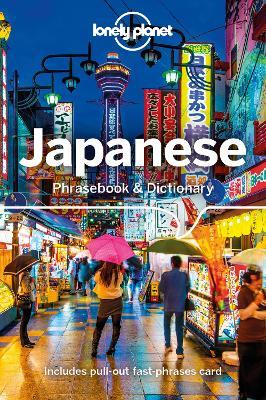 Japanese Phrasebook & Dictionary book