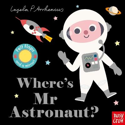 Where's Mr Astronaut? book