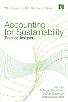 Accounting for Sustainability by Jeffrey Unerman