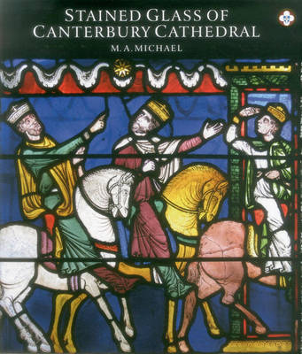 Stained Glass of Canterbury Cathedral by