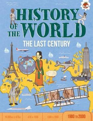 Last Century 1900-2000 by John Farndon