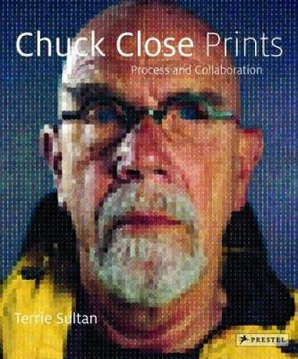 Chuck Close Prints by Terrie Sultan