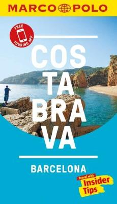 Costa Brava Marco Polo Pocket Travel Guide 2018 - with pull out map by Marco Polo
