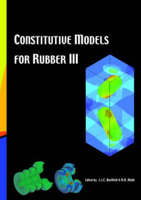 Constitutive Models for Rubber III by J. Busfield