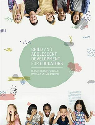 Child and Adolescent Development for Educators with Online Study Tools 1 2 months by David Bergin