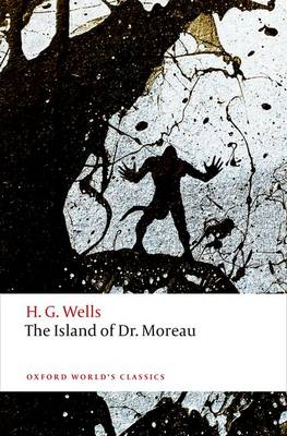 Island of Doctor Moreau book