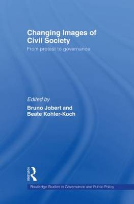 Changing Images of Civil Society book