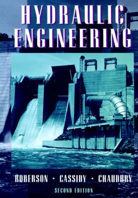Hydraulic Engineering by John A. Roberson