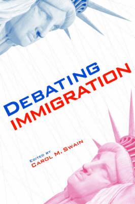 Debating Immigration book