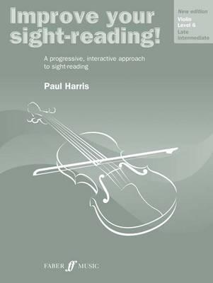Violin Grade 6 by Paul Harris