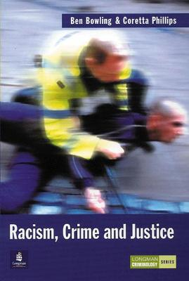 Racism, Crime and Justice book