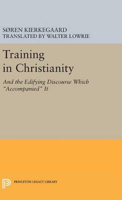 Training in Christianity book