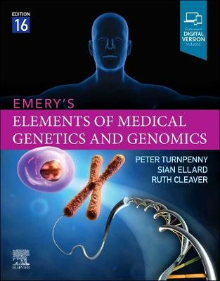 Emery'S Elements of Medical Genetics and Genomics by Turnpenny