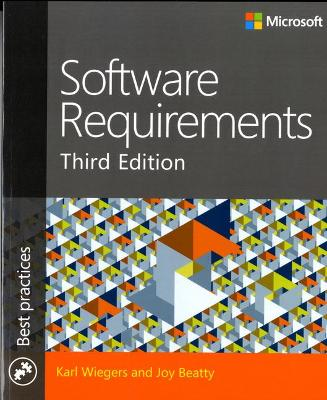 Software Requirements by Karl Wiegers