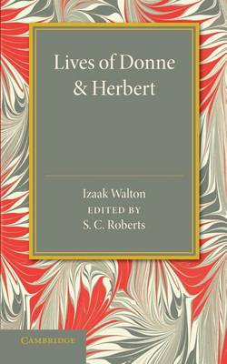 Lives of Donne and Herbert book