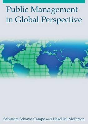 Public Management in Global Perspective book