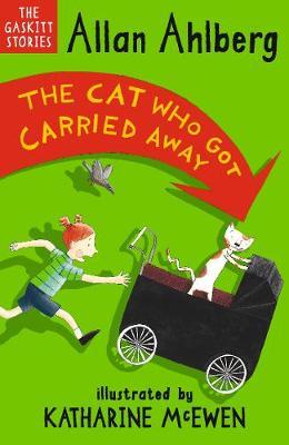 Cat Who Got Carried Away book
