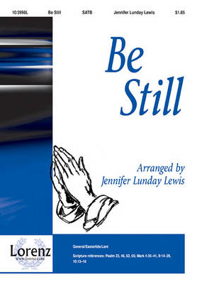 Be Still by Jennifer Lewis