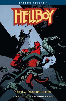 Hellboy Omnibus Volume 1: Seed Of Destruction by Mike Mignola