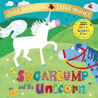 Sugarlump and the Unicorn book