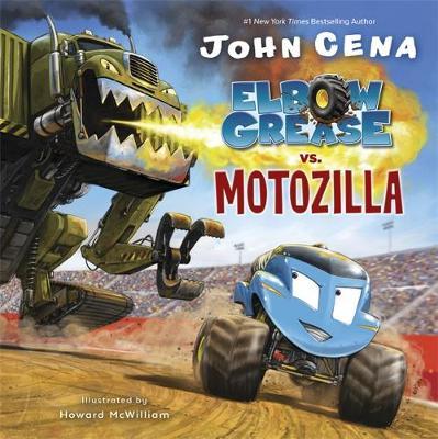 Elbow Grease vs Motozilla by John Cena