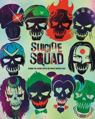 Suicide Squad book