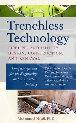 Trenchless Technology by Mohammad Najafi