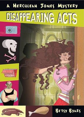 Disappearing Acts by Betsy Cromer Byars
