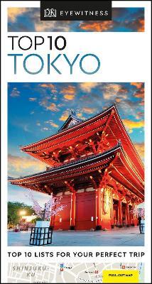 DK Eyewitness Top 10 Tokyo book