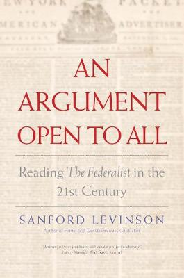 Argument Open to All by Sanford Levinson