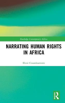 Narrating Human Rights in Africa book