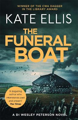 Funeral Boat book