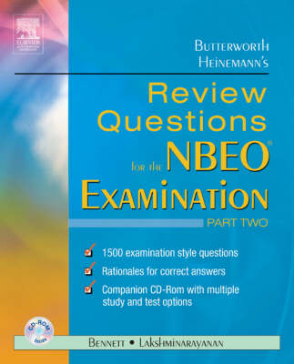 Butterworth Heinemann's Review Questions for the NBEO Examination: Part Two by Edward S. Bennett