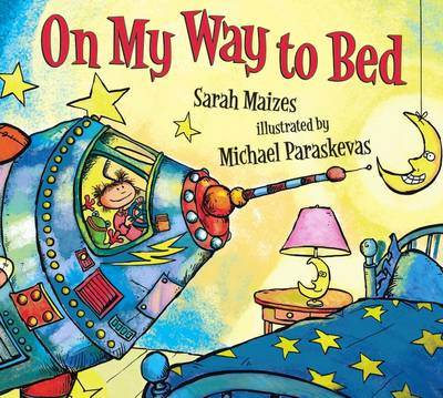 On My Way to Bed book