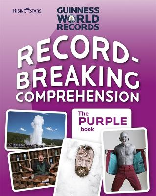 Record Breaking Comprehension Purple Book by Guinness World Records