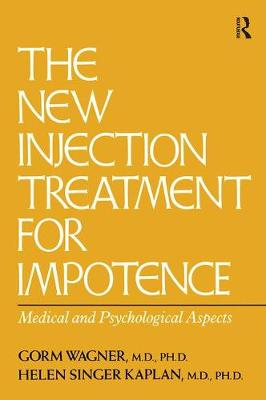 New Injection Treatment for Impotence book