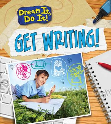 Get Writing! by Charlotte Guillain