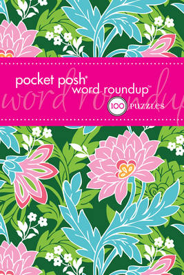 Pocket Posh Word Roundup 5 by The Puzzle Society