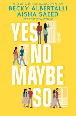 Yes No Maybe So book