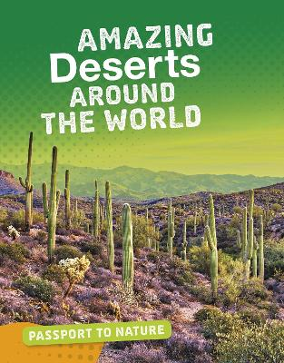 Amazing Deserts Around the World book