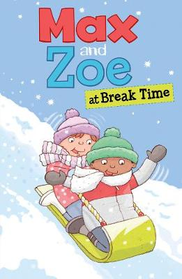 Max and Zoe at Break Time by Shelley Swanson Sateren