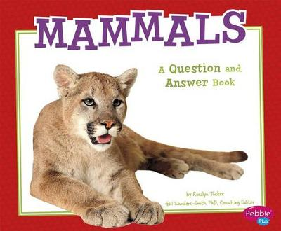 Mammals QandA by Isabel Martin