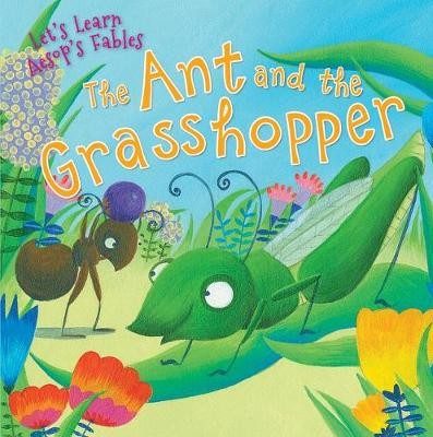 The Ant and the Grasshopper by Kevin Wood