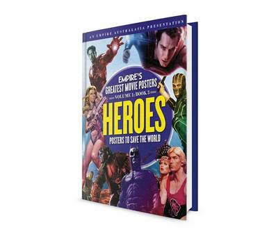 Superhero Posters To Save The World book