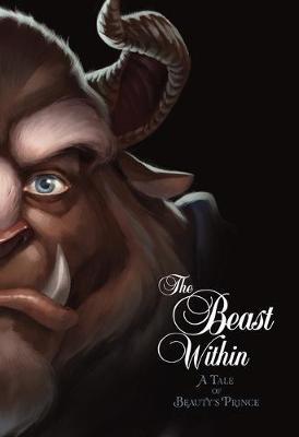 BEAST WITHIN DISNEY VILLAINS book